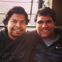Photo taken at Turquoise Cottage by Aseem Gaurav K. on 1/12/2014