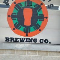 Photo taken at People's Brewing Company by Cathy on 9/22/2016