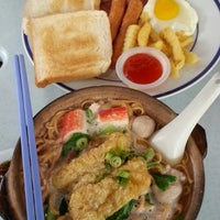 Photo taken at Restoran Leong Wei by Grace L. on 6/17/2013