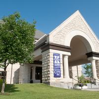 Photo taken at K-State Alumni Center by Kansas State University on 5/13/2013