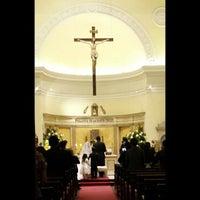 Photo taken at Iglesia de la Veracruz by Mauricio P. on 11/23/2014