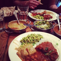 Photo taken at Brick Lane Curry House by Jesse M. on 1/9/2013