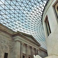 Photo taken at British Museum by Nikolaos P. on 9/16/2013