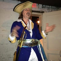 Photo taken at The Pirates' House by Melanie S. on 2/17/2013