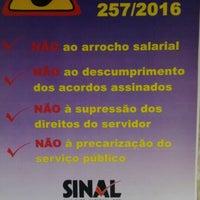 Photo taken at Banco Central do Brasil (BACEN) by Luiz K. on 5/2/2016