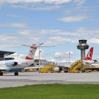 Photo taken at Salzburg Airport W. A. Mozart (SZG) by Salzburg Airport W. A. Mozart (SZG) on 6/29/2016