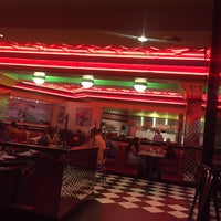 Photo taken at Roxy's Diner by Kristina Y. on 6/27/2016