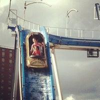 Photo taken at Luna Park by Susan C. on 8/5/2013