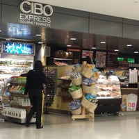 Photo taken at CIBO Express Gourmet Market by Going N. on 10/18/2013
