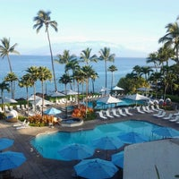Photo taken at Wailea Beach Marriott Resort & Spa by Man On The Lam on 5/9/2013