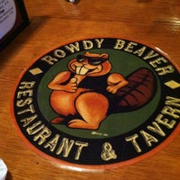 Photo taken at Rowdy Beaver by Bruce B. on 10/16/2012