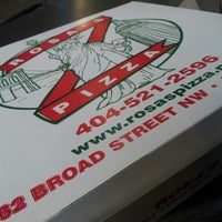 Photo taken at Rosa's Pizza by Slick R. on 10/5/2012