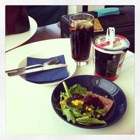 Photo taken at SAS Business Lounge by CoolBurning on 7/19/2013