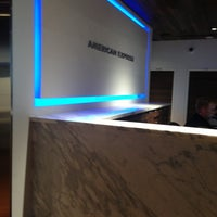 Photo taken at The Centurion Lounge by American Express by Hudson C. on 6/18/2013