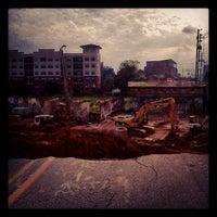 Photo taken at Atlanta BeltLine Corridor under Edgewood Ave. by Mollie T. on 7/28/2013