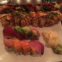 Photo taken at Domo Sushi by Helen M. on 1/10/2016