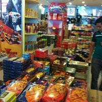 Photo taken at Kuah Market, Langkawi by Widhi M. on 11/18/2012