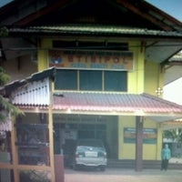 Photo taken at STISIPOL Raja Haji by Koko s. on 4/23/2013