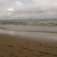 Photo taken at Praia do Chapéu Virado by Bruno S. on 2/9/2013