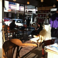 Photo taken at Memphis Belle Coffee House by James on 12/5/2012
