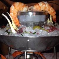 Photo taken at Mastro's Ocean Club by Brian O. on 9/19/2012