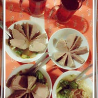 Photo taken at Bakso Cinta by debby n. on 5/25/2015
