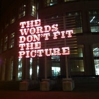 Photo taken at Vancouver Public Library by Sharon W. on 1/18/2013