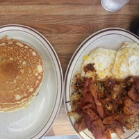 Photo taken at Pancake House Restaurant by slick n. on 6/1/2013