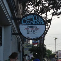 Photo taken at Cobb's Comedy Club by Tim H. on 5/5/2013