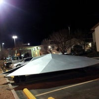 Photo taken at Super 8 Motel Roswell (New Mexico) by Terry T. on 1/28/2013