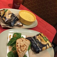 Photo taken at Panera Bread by Mahni M. on 8/30/2016