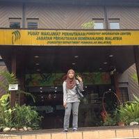 Photo taken at Bukit Nanas Forest Reserve by akmalinous on 6/18/2016