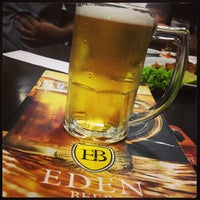 Photo taken at Eden Beer by Rodrigo D. on 4/25/2013