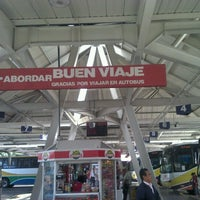 Photo taken at Central de Autobuses de Xalapa (CAXA) by Tona´s D. on 9/26/2012