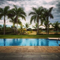 Photo taken at Casa de Campo by Jose Guillermo F. on 2/2/2013