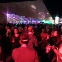 Photo taken at Birds Nest at the Waste Management Phoenix Open by Travis T. on 2/1/2014