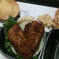 Photo taken at Chick-fil-A Beach & Hodges by Ami T. on 11/30/2013