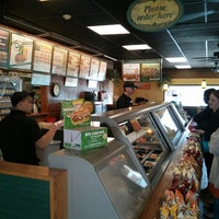 Photo taken at SUBWAY by Phillip S. on 4/15/2013