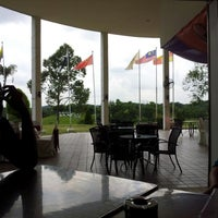 Photo taken at Danau Golf Club by Mohd Shafiz S. on 10/4/2012