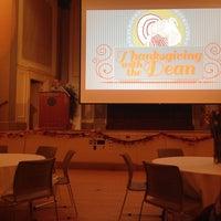 Photo taken at Malloy Hall by Takuo U. on 11/20/2014