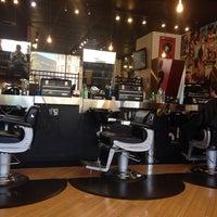Photo taken at Floyd's 99 Barbershop by Takuo U. on 4/24/2014