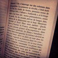 Photo taken at Le Mouv' by Alexis O. on 4/22/2014