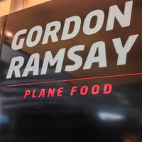 Photo taken at Gordon Ramsay Plane Food by Craig L. on 6/2/2013