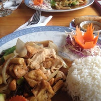 Photo taken at A Taste of Thai Restaurant by Elam on 2/7/2015