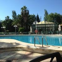 Photo taken at Hotel Las Lomas by Juan S. on 6/20/2013