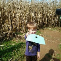 Photo taken at Crumland Farms by Rory R. on 10/20/2012