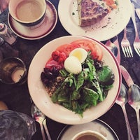 Photo taken at Chez Lulu by Lindz L. on 11/9/2014