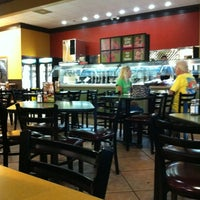 Photo taken at Jason's Deli by David A. on 11/19/2012