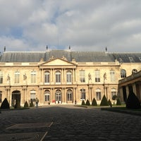 Photo taken at Archives Nationales by Yann R. on 2/20/2013