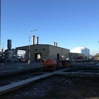 Photo taken at Haynes Generating Station by Ansen G. on 12/31/2012